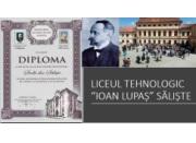"Liceul Tehnologic ""Ioan Lupaș"" Săliste"